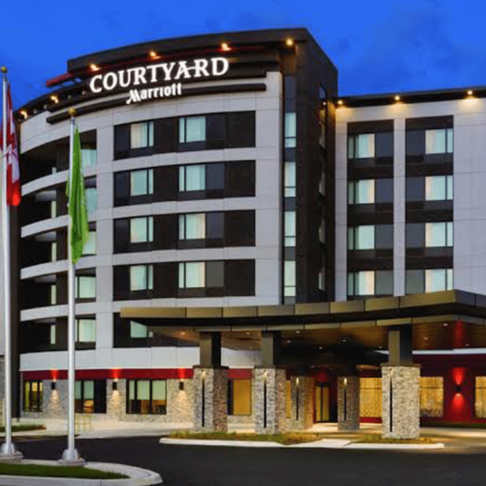 Courtyard-by-Marriot